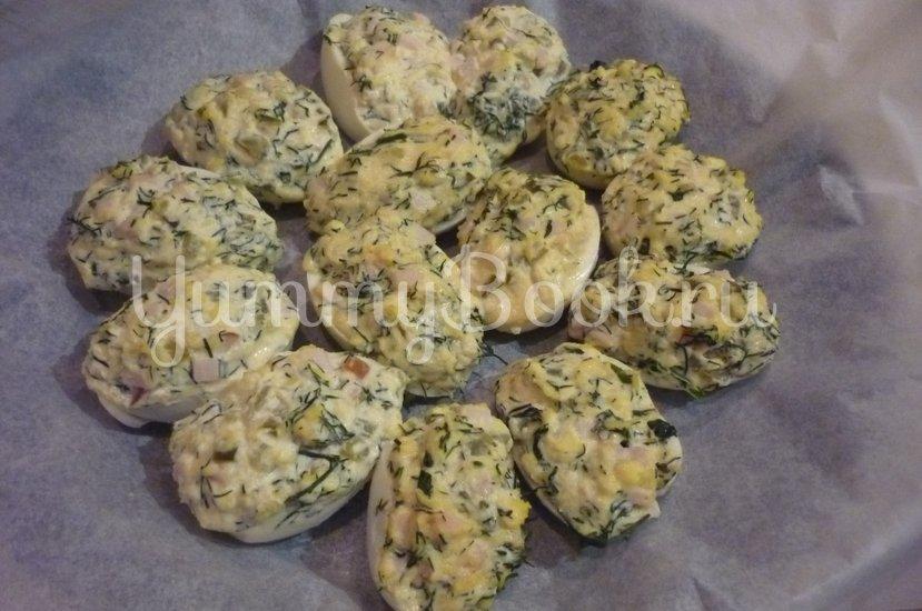 Фаршированные яйца (закуска к праздничному столу) - шаг 14