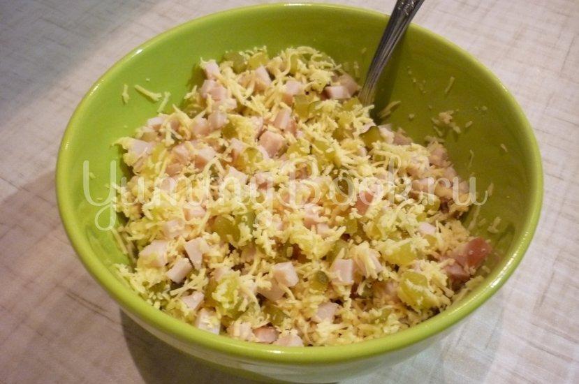Фаршированные яйца (закуска к праздничному столу) - шаг 6