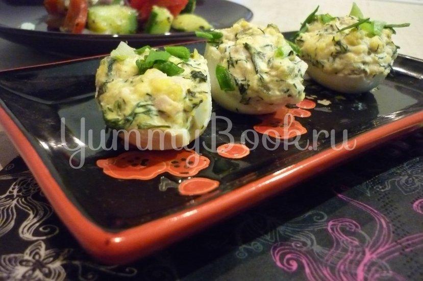Фаршированные яйца (закуска к праздничному столу) - шаг 16
