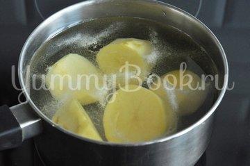 Картофельно-творожные котлеты - шаг 1