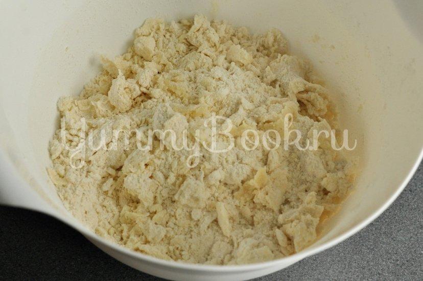 Сырный тарт с луком - шаг 1