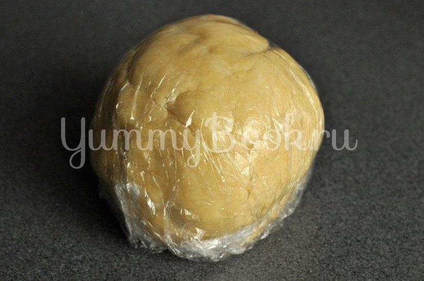 Сырный тарт с луком - шаг 2