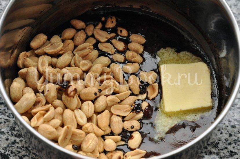 Домашние конфеты с арахисом - шаг 2