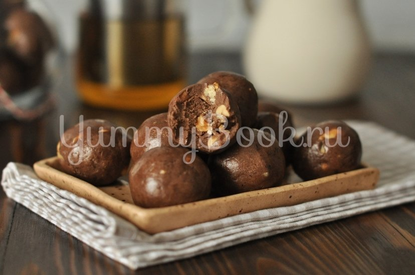 Домашние конфеты с арахисом - шаг 6
