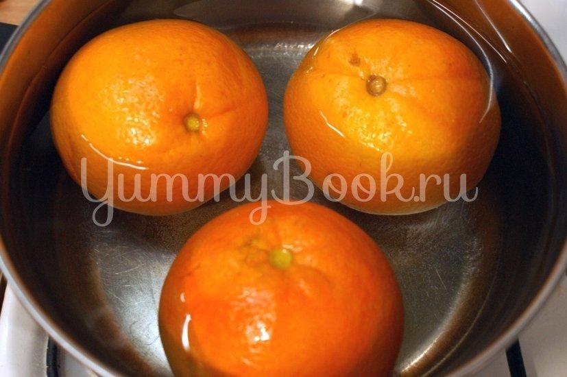 Апельсиновый конфитюр - шаг 1