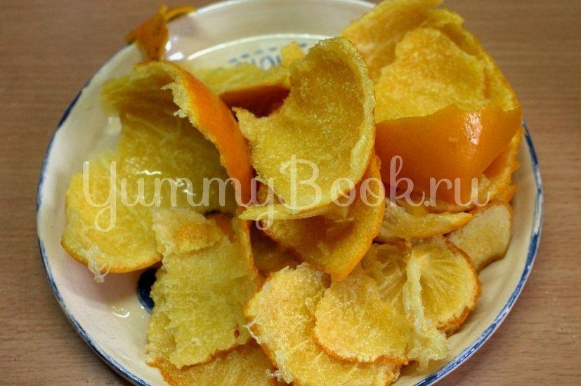 Апельсиновый конфитюр - шаг 2