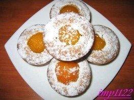 Тартинки с абрикосами