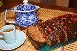 """Шоколадный кекс """"Бархатный"""""""