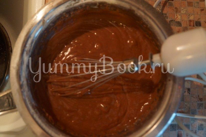 "Шоколадный кекс ""Бархатный"" - шаг 3"