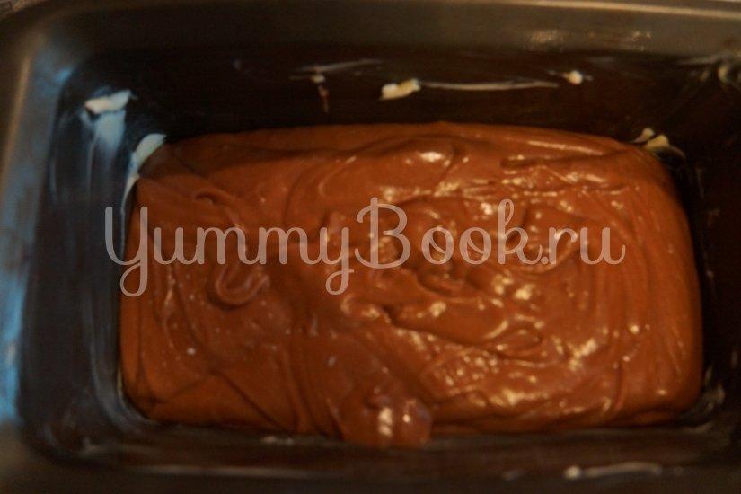 "Шоколадный кекс ""Бархатный"" - шаг 4"