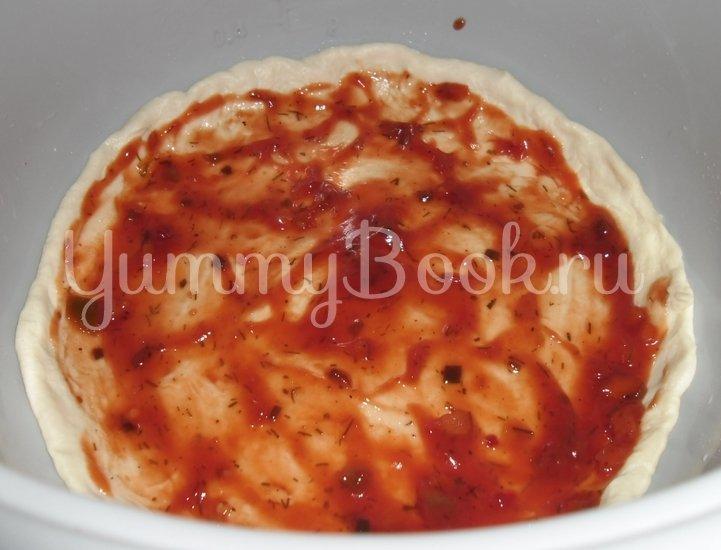 Пицца с грибами (в мультиварке) - шаг 1