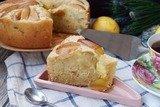 Английский яблочный пирог в мультиварке