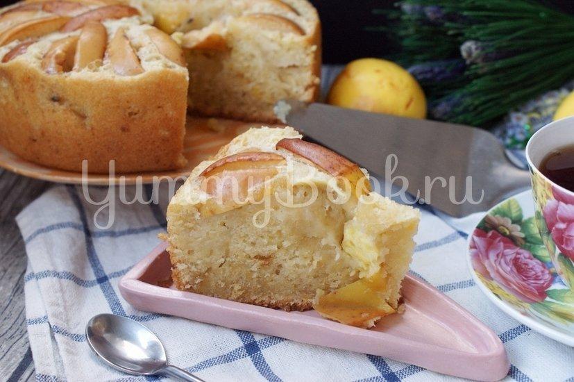 Английский яблочный пирог в мультиварке - шаг 8