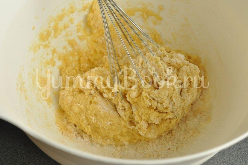 Томатный кекс с сыром - шаг 4