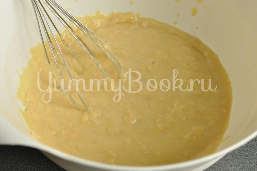 Томатный кекс с сыром - шаг 6