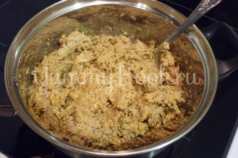 Куриный печёночно-мясной паштет - шаг 15
