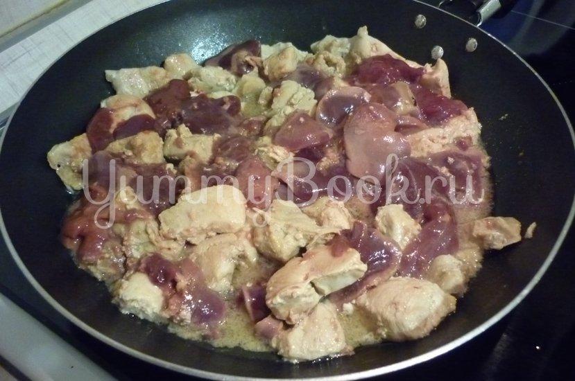 Куриный печёночно-мясной паштет - шаг 8
