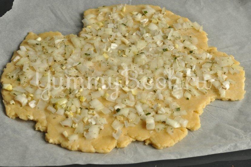 Луковое печенье - шаг 6