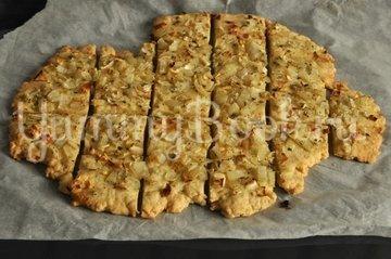 Луковое печенье - шаг 8