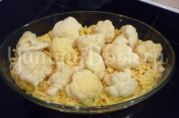 Нежная запеканка из картофеля и цветной капусты - шаг 9