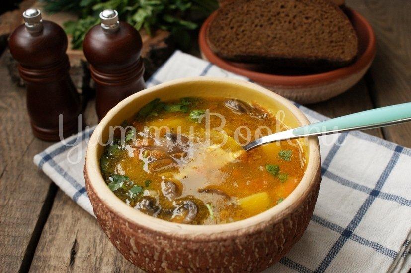 Горохово-грибной суп - шаг 5