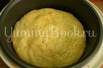 Сырный пирог с курицей в мультиварке - шаг 7