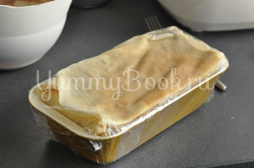 Блинный торт с творожным кремом - шаг 8