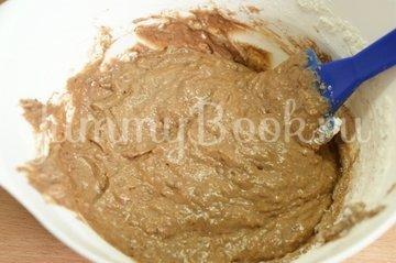 Шоколадный кекс - шаг 3