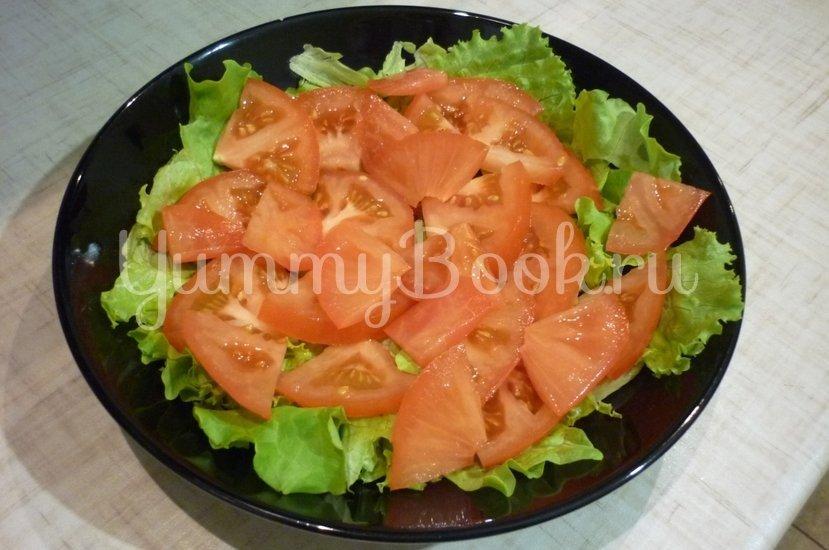 """Лёгкий салат с тунцом """"Искушение"""" - шаг 4"""