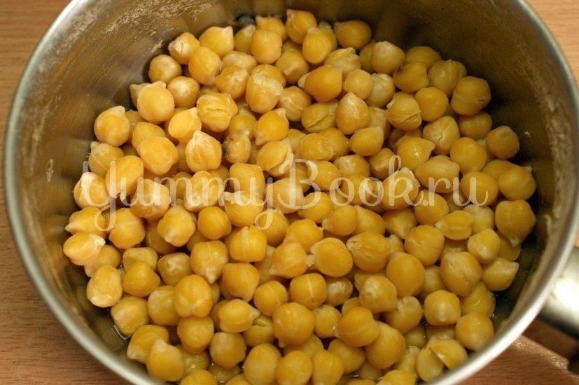 Нут с фасолью и карри - шаг 2