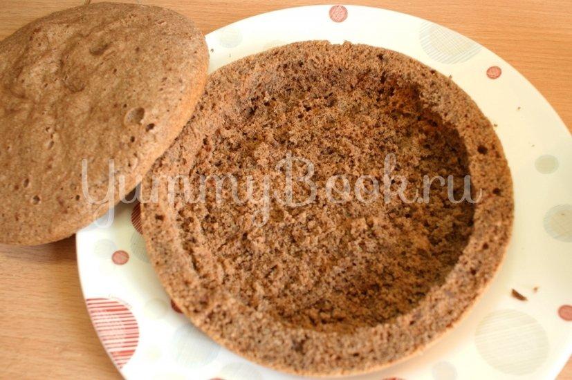 Шоколадный торт с орехами в мультиварке - шаг 7