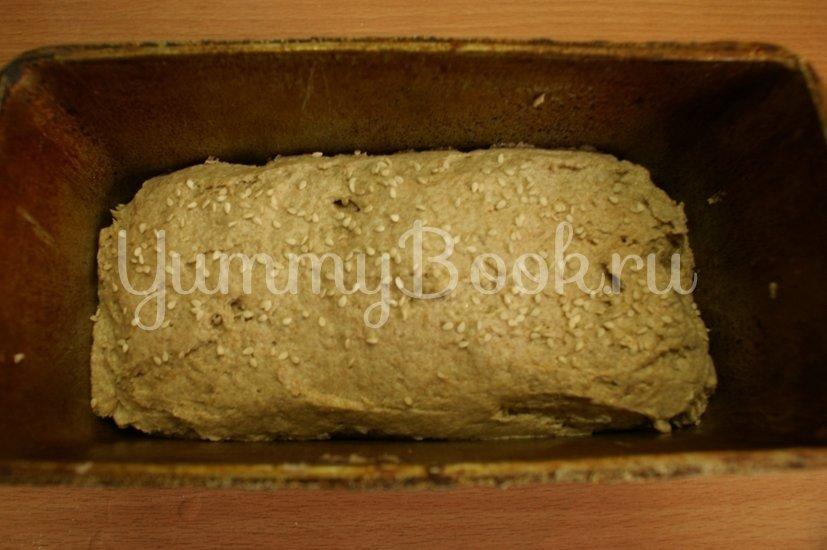 Ржаной хлеб на закваске - шаг 8