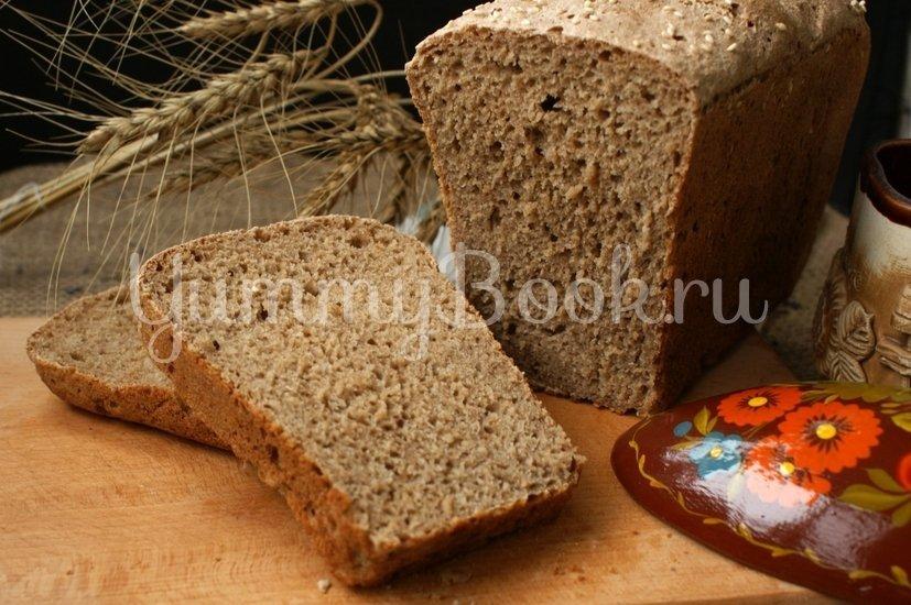 Ржаной хлеб на закваске - шаг 12