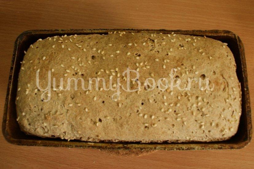 Ржаной хлеб на закваске - шаг 10