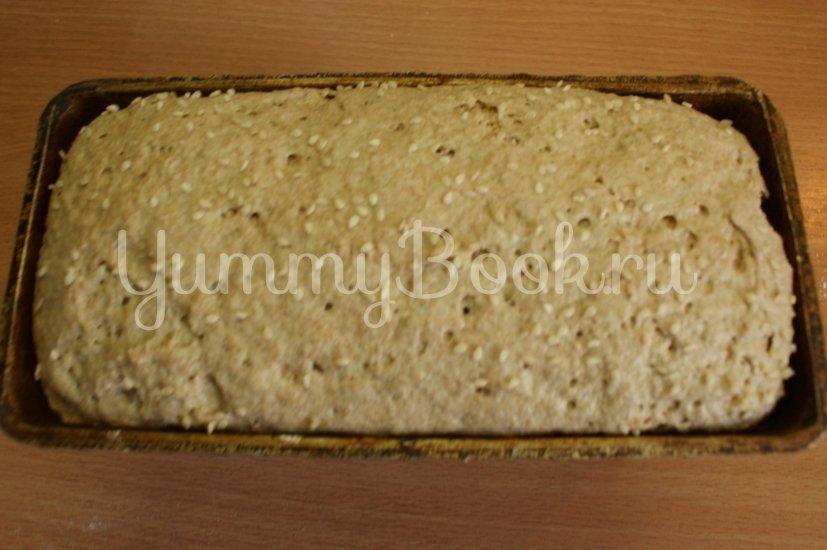 Ржаной хлеб на закваске - шаг 9