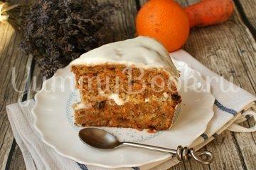 Морковный торт в мультиварке - шаг 8