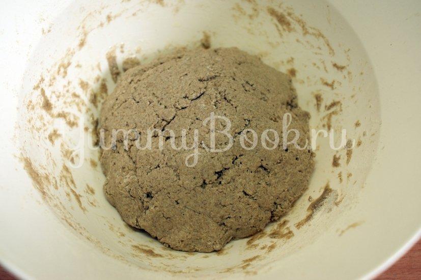 Подовый ржаной хлеб - шаг 4