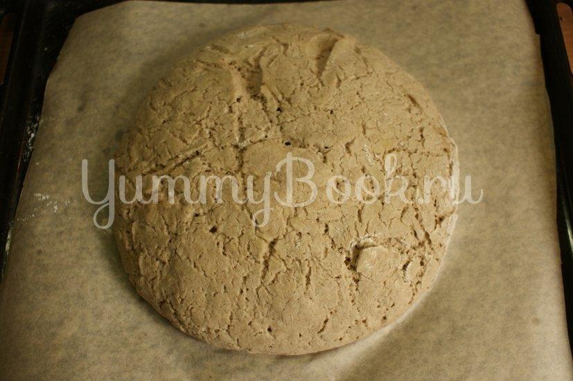 Подовый ржаной хлеб - шаг 7