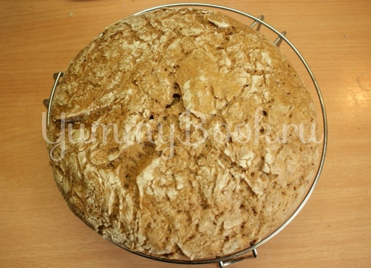 Подовый ржаной хлеб - шаг 9