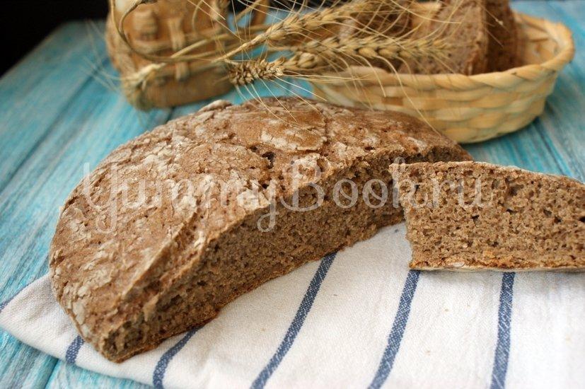Подовый ржаной хлеб - шаг 10