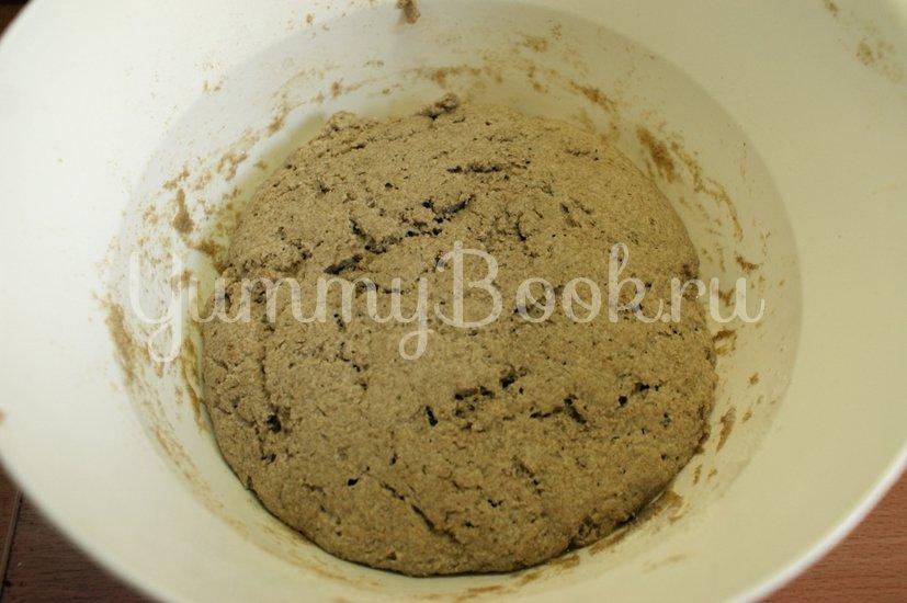 Подовый ржаной хлеб - шаг 5