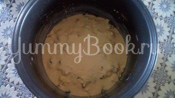 Пирог с зеленым луком и яйцом в мультиварке - шаг 8