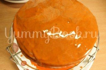 """Муссовый торт """"Вишня с шоколадом"""" - шаг 16"""