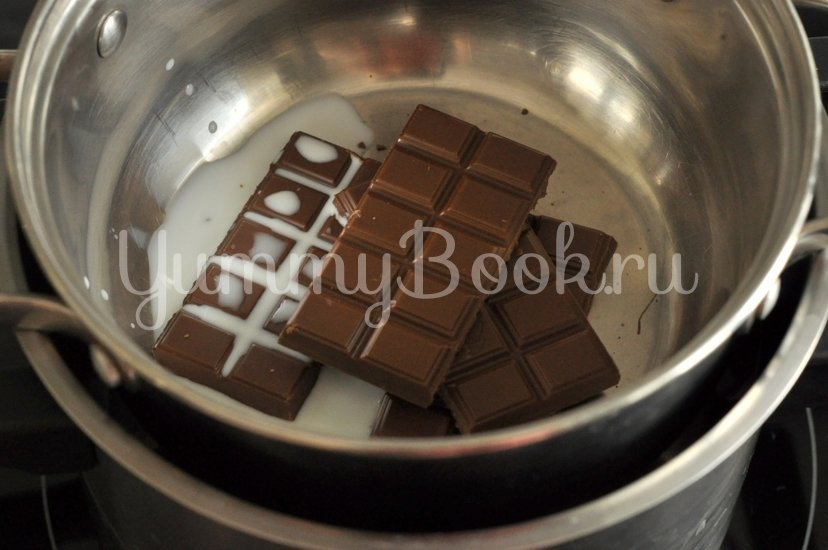 "Домашние конфеты ""Баунти"" - шаг 4"