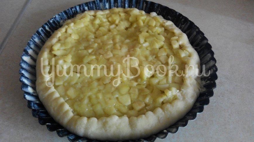 Пирог фруктовый - шаг 8