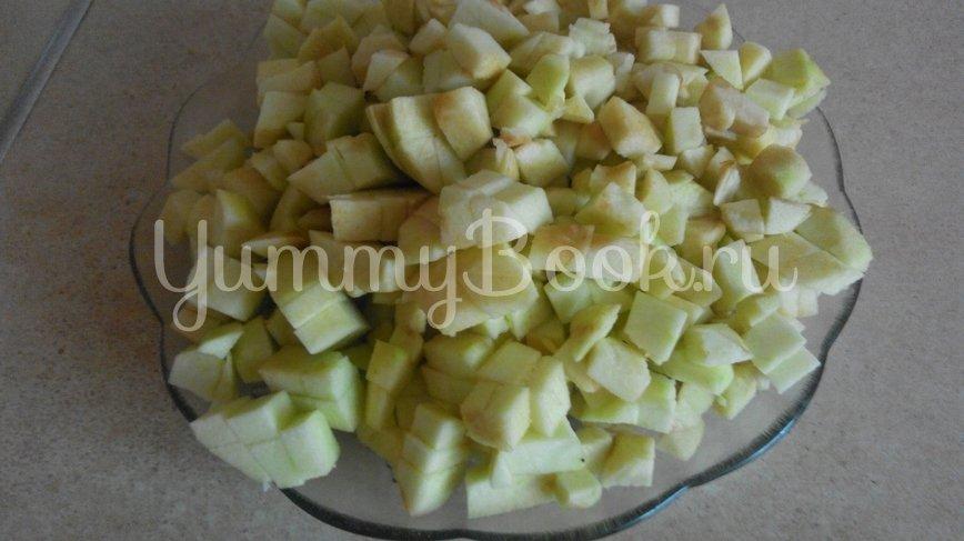 Пирог фруктовый - шаг 3