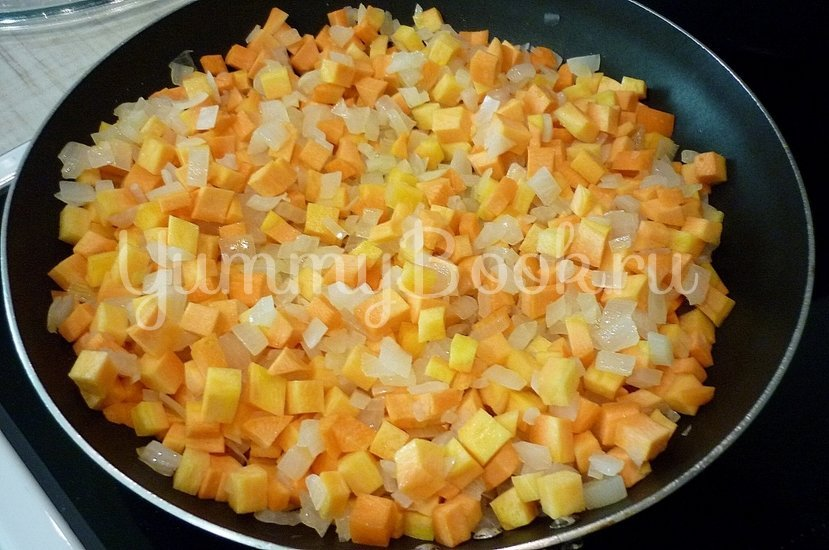 Овощное рагу с фасолью - шаг 8