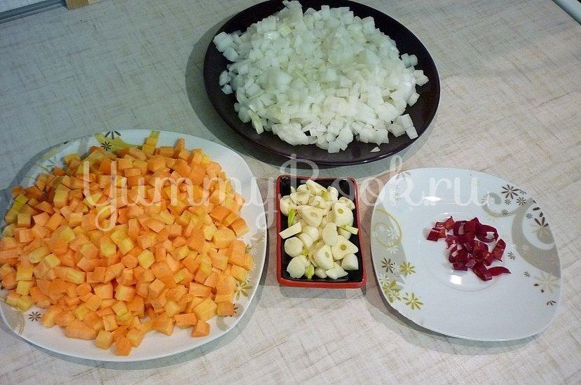 Овощное рагу с фасолью - шаг 4