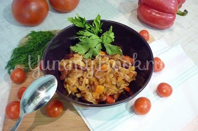 Овощное рагу с фасолью - шаг 19