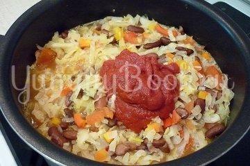 Овощное рагу с фасолью - шаг 16